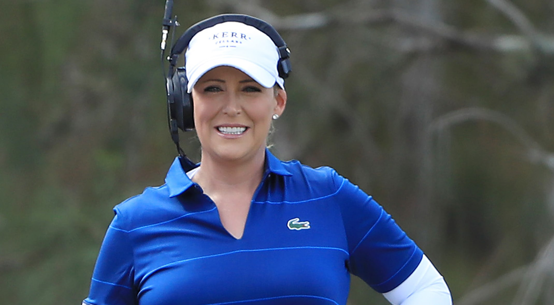 Lpga Major Winner Kerr To Cover Honda For Golf Channel