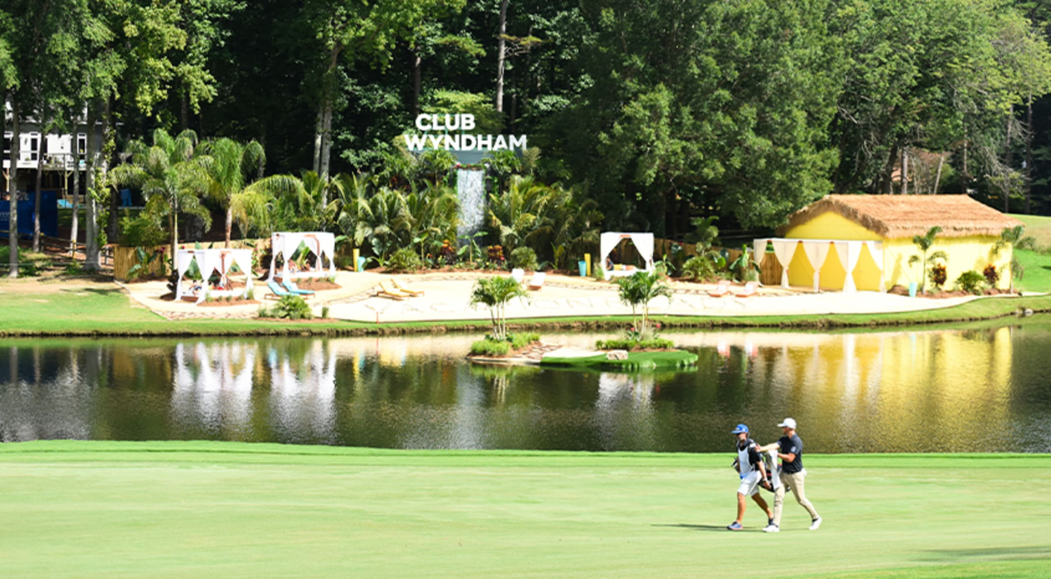 Wyndham Championship Round 3 Leaderboard Tee Times Tv Times