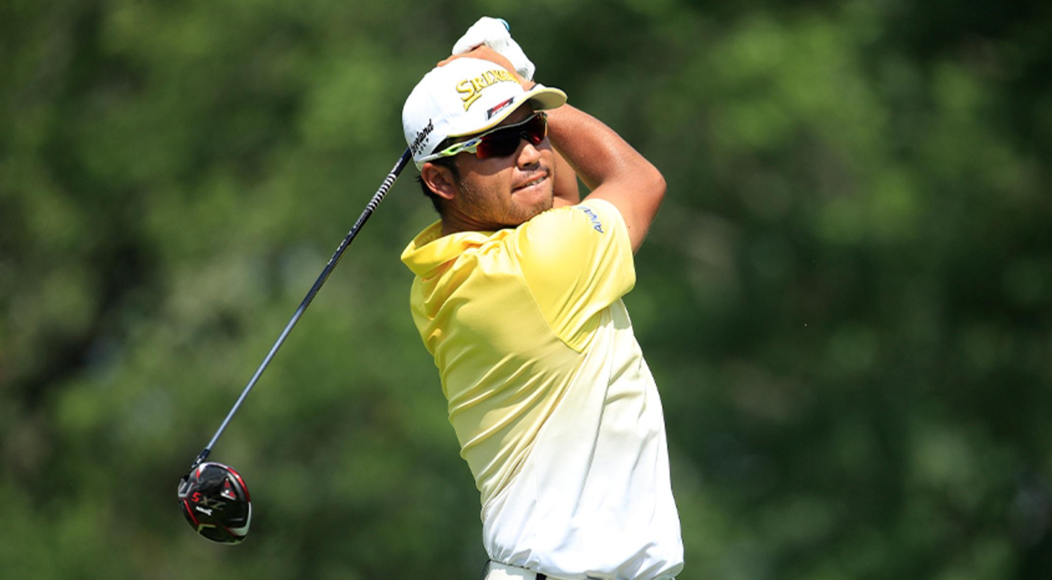 Hideki Matsuyama Leads Bmw Championship