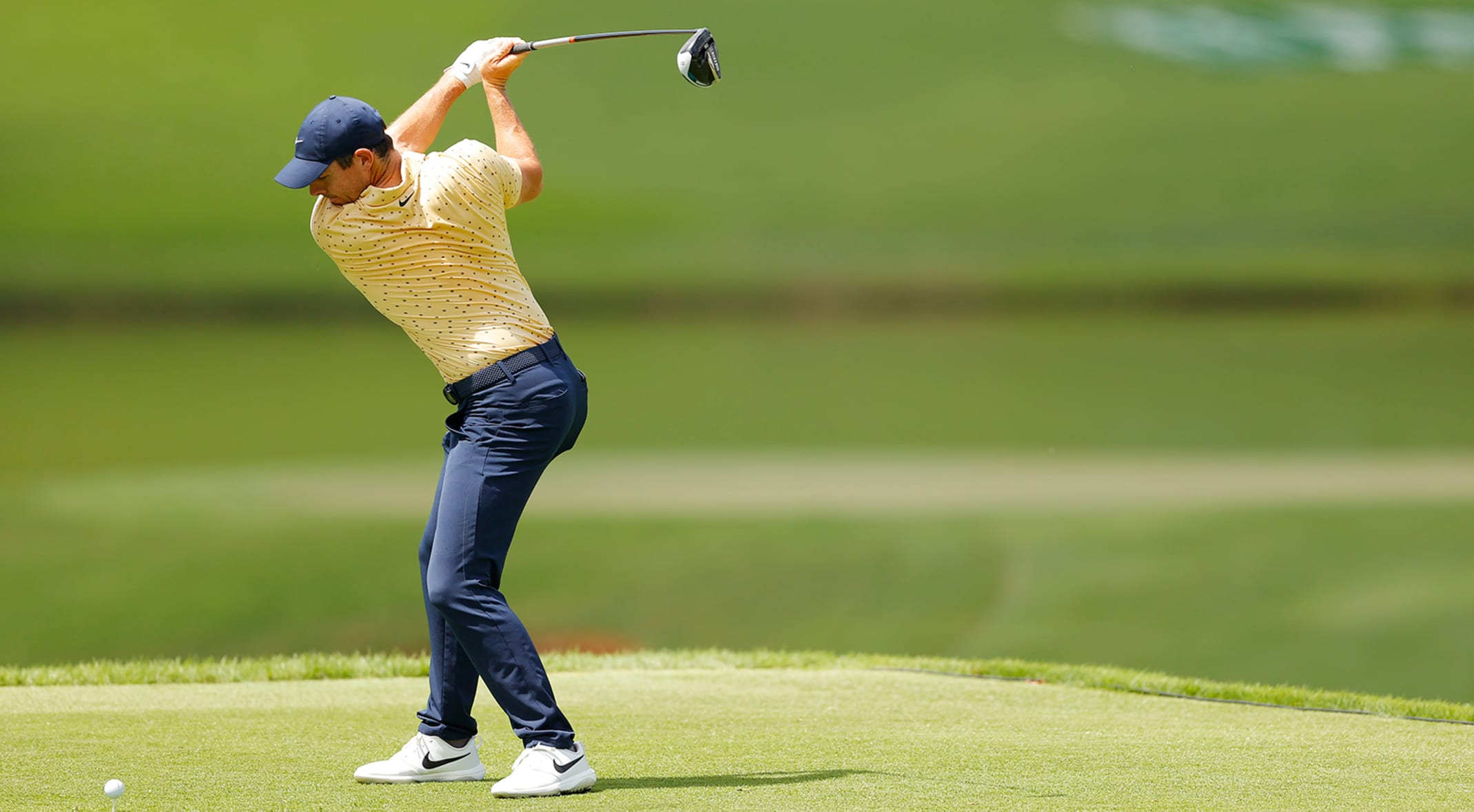 Rory Mcilroy Experimenting With New Speed