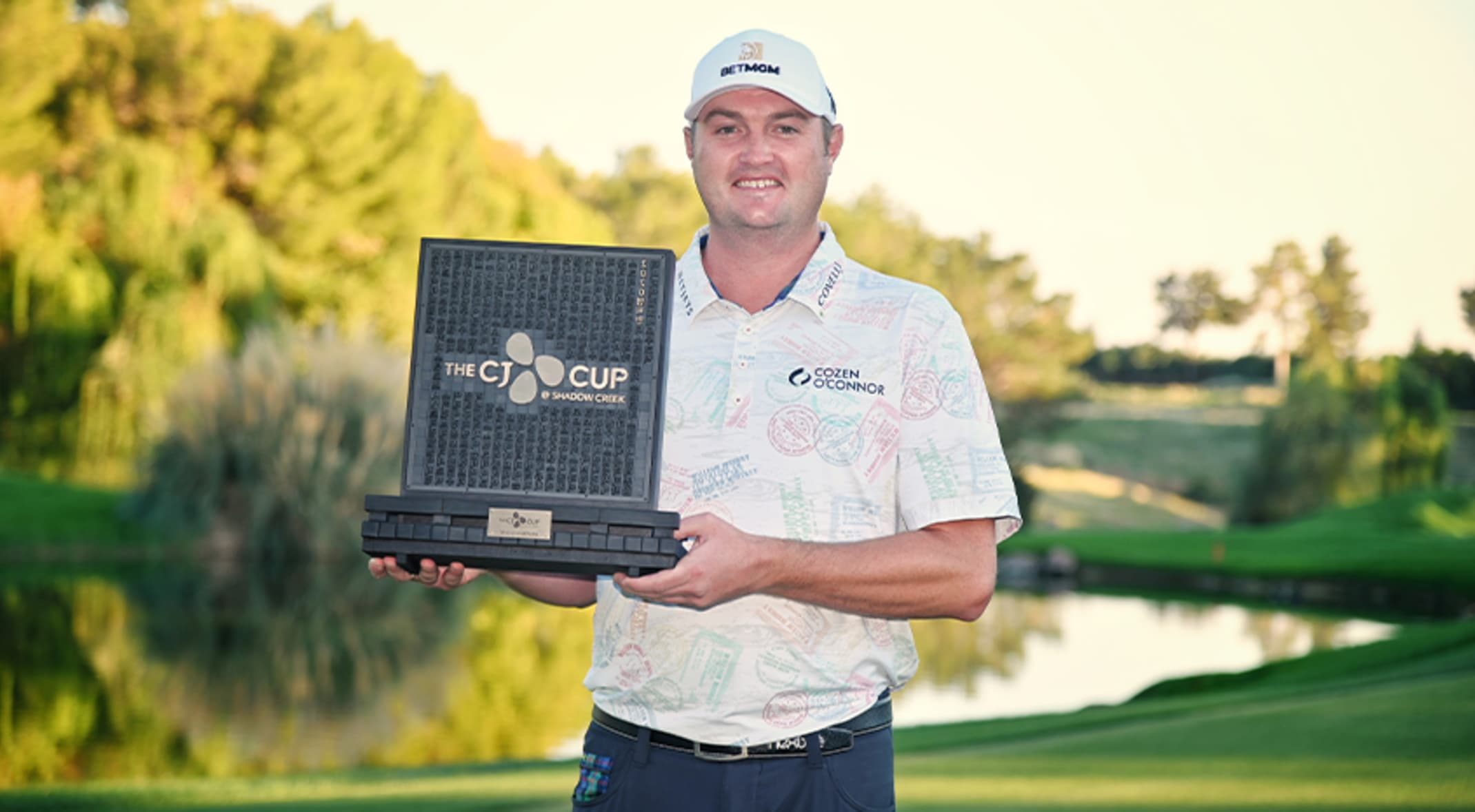 The First Look: THE CJ CUP @ SUMMIT
