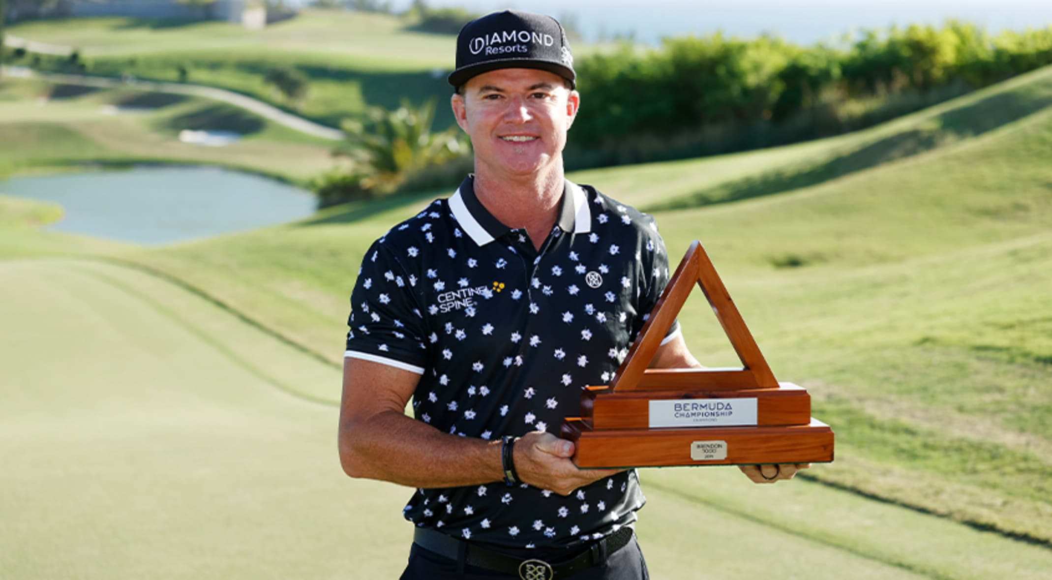 Brian Gay wins Bermuda Championship for first title since 2013