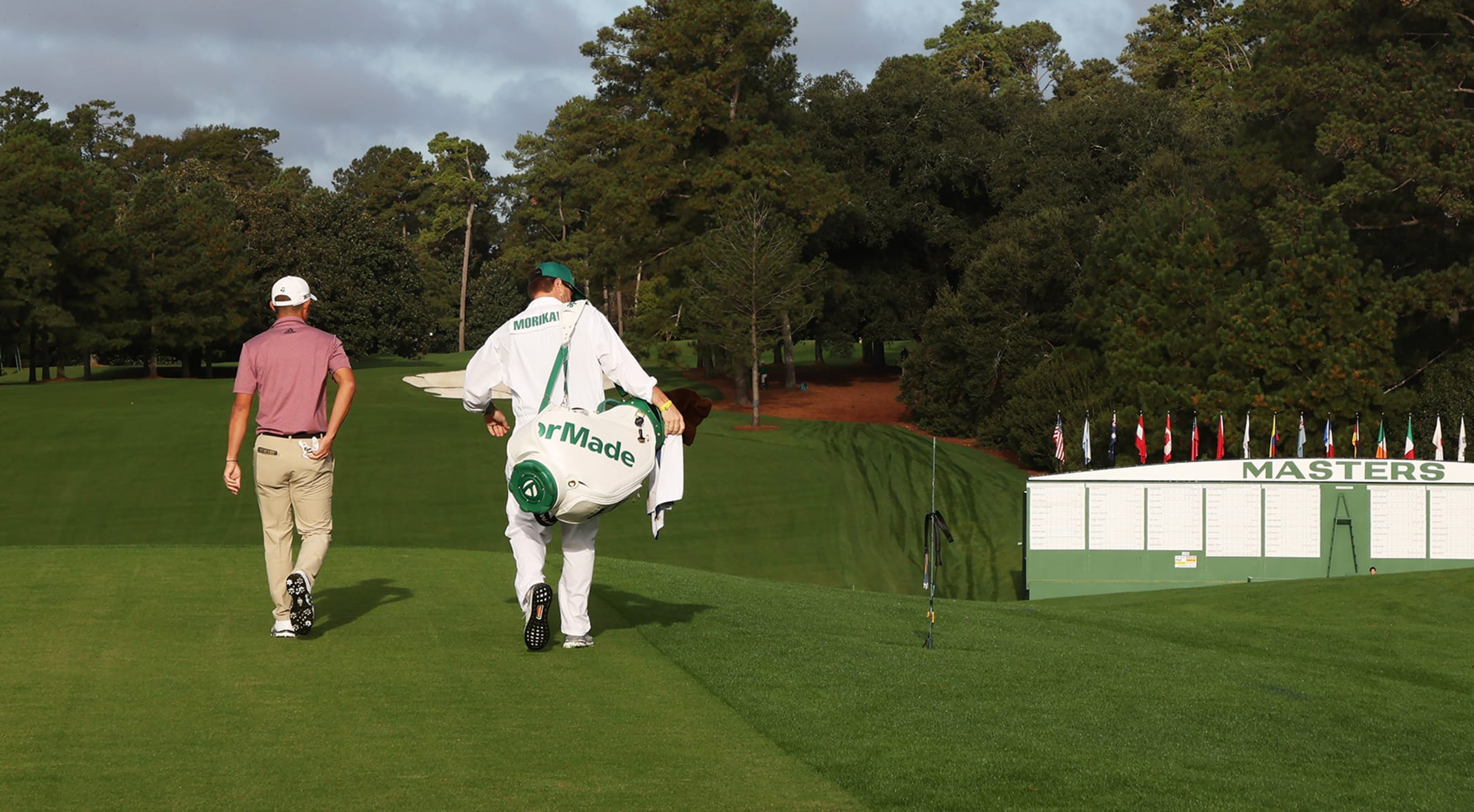 Masters Notebook Elder To Be Honorary Starter At 2021 Masters
