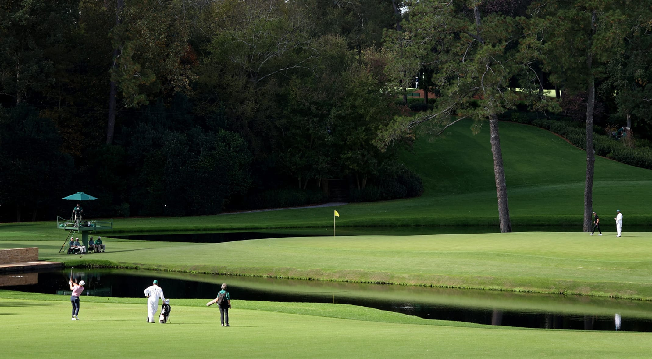 How To Watch Masters Tournament Saturday Leaderboard Tee Times Tv Times