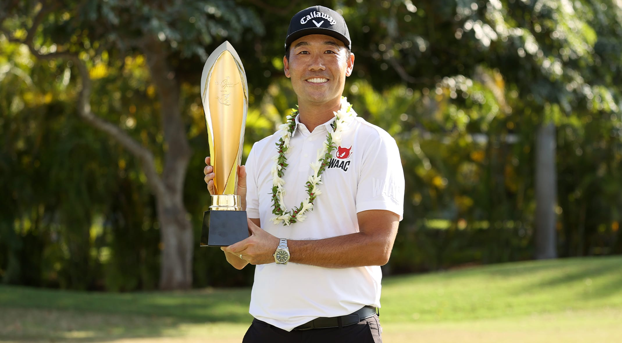Kevin Na wins Sony Open in Hawaii