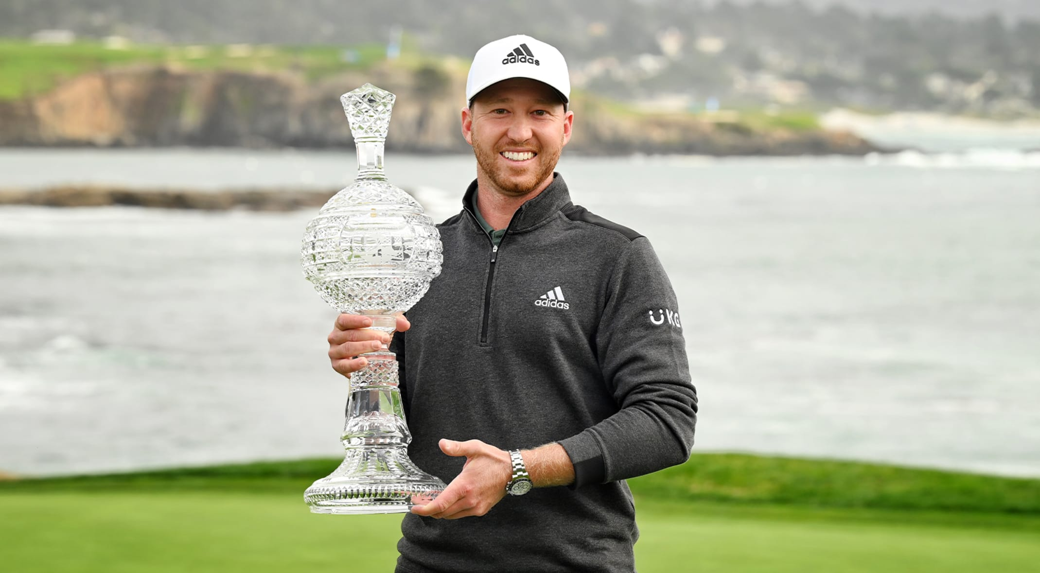 Image result for pga pebble beach daniel berger