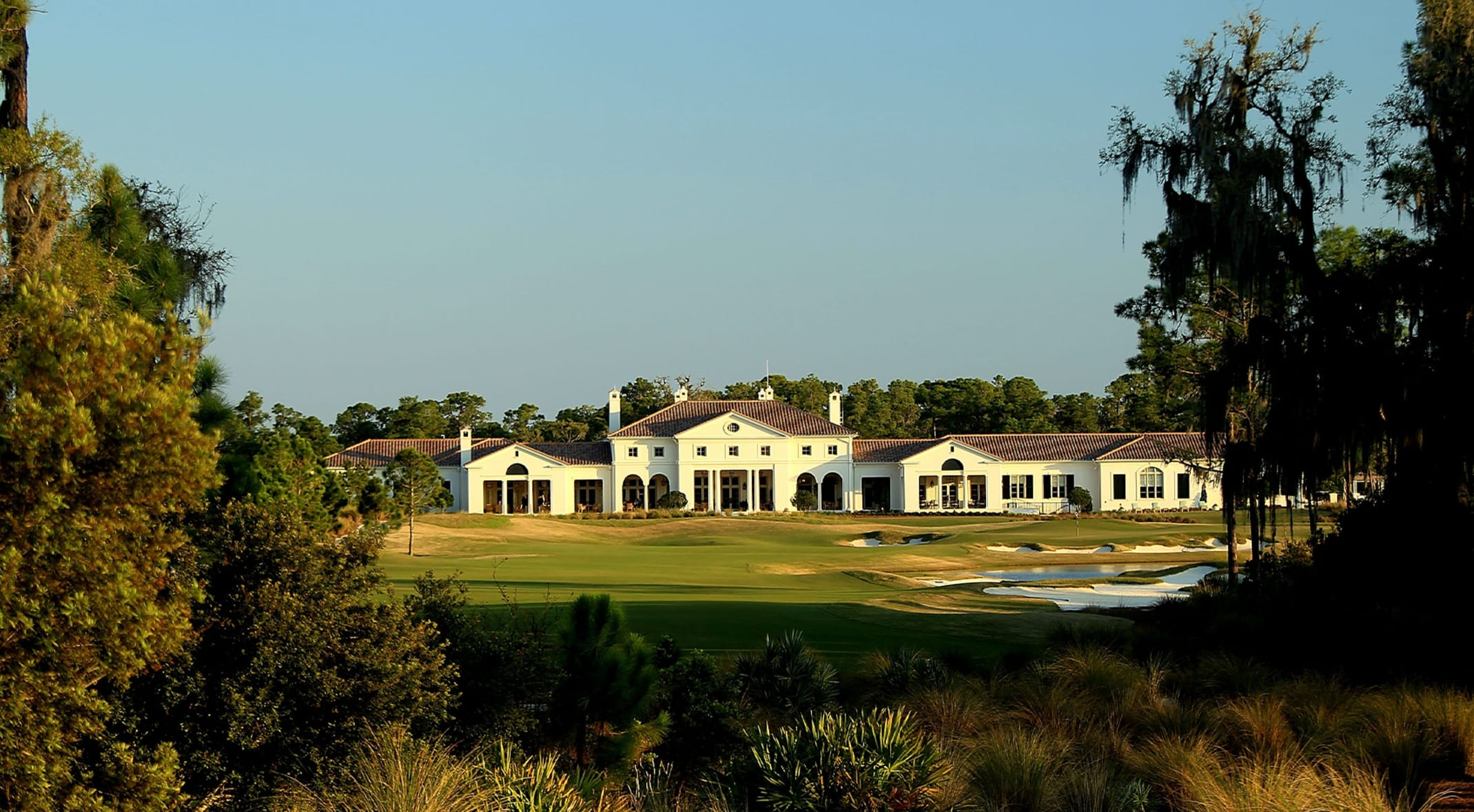 Five things about The Concession Golf Club