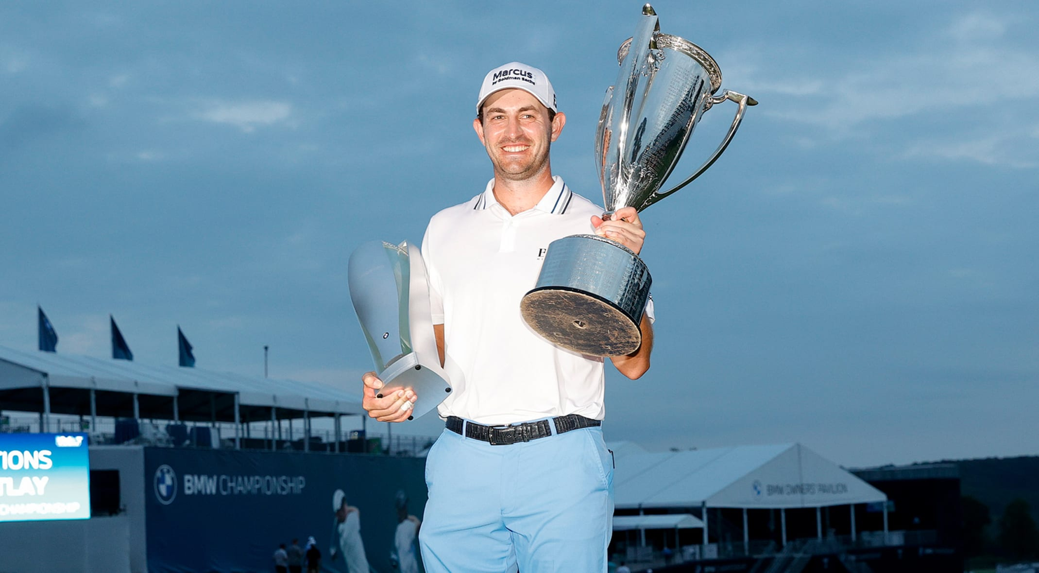 Patrick Cantlay eyes FedExCup after epic BMW Championship win