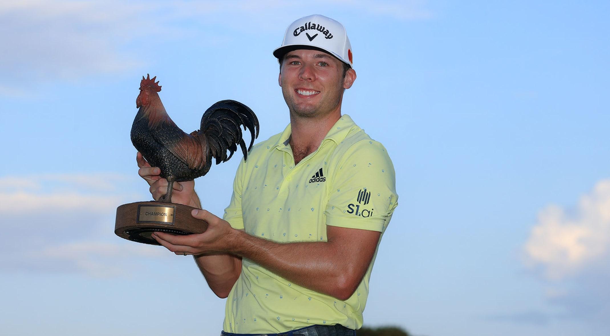 Sam Burns notches second win at Sanderson Farms Championship