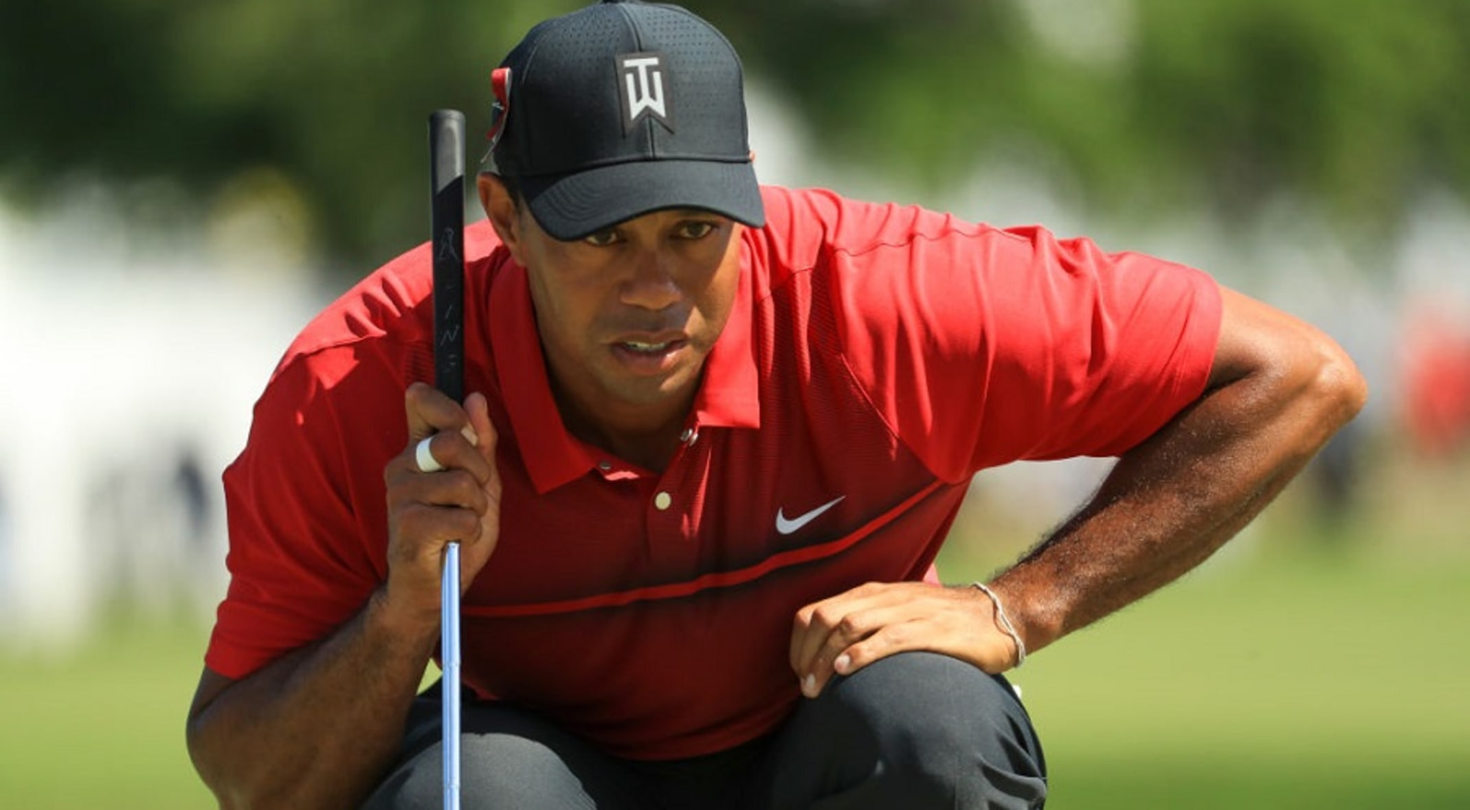 a2f4a472cd3bc Tiger Woods announced on his Twitter account Friday morning that he has  committed to the two