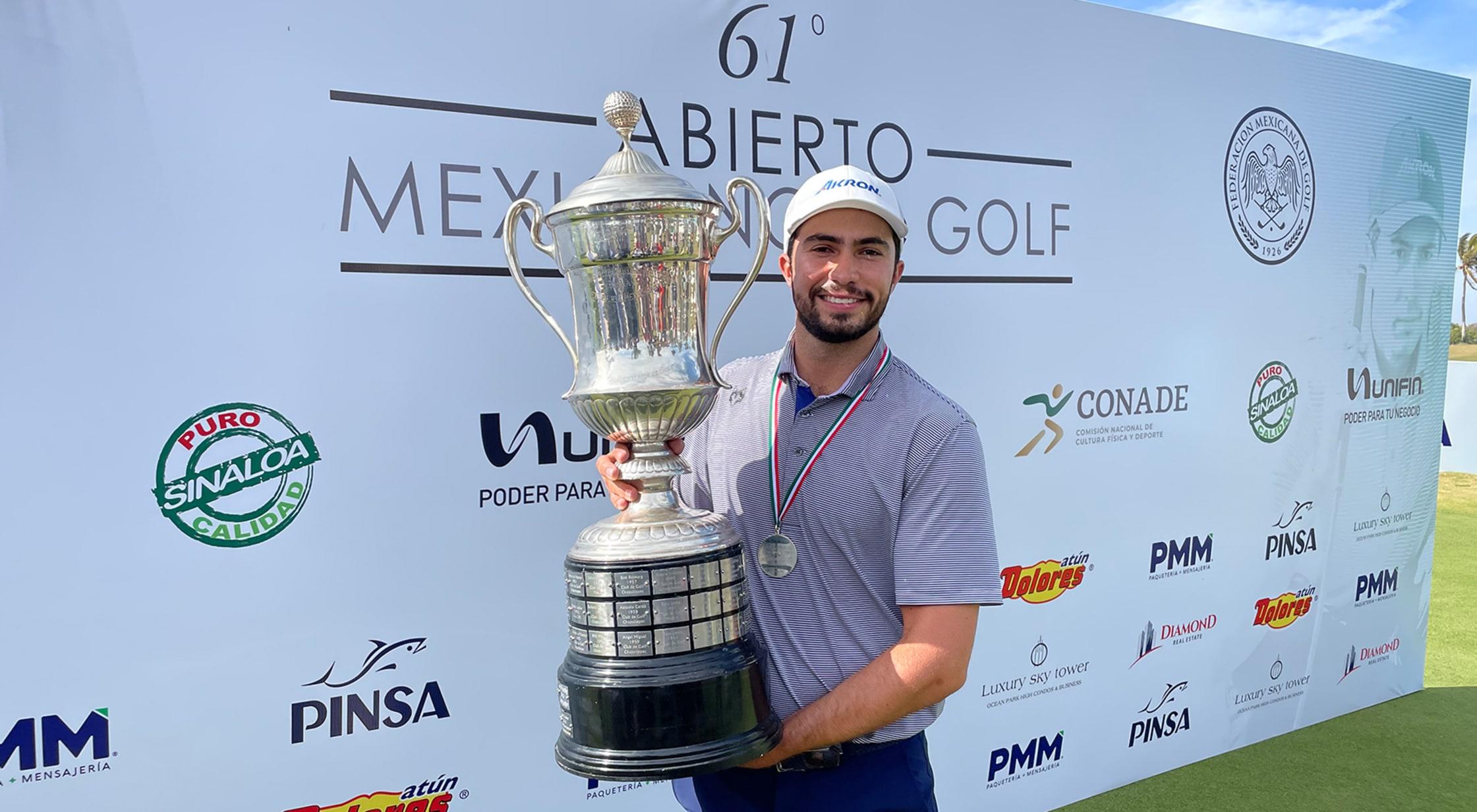 13++ Abierto mexicano de golf 2019 info