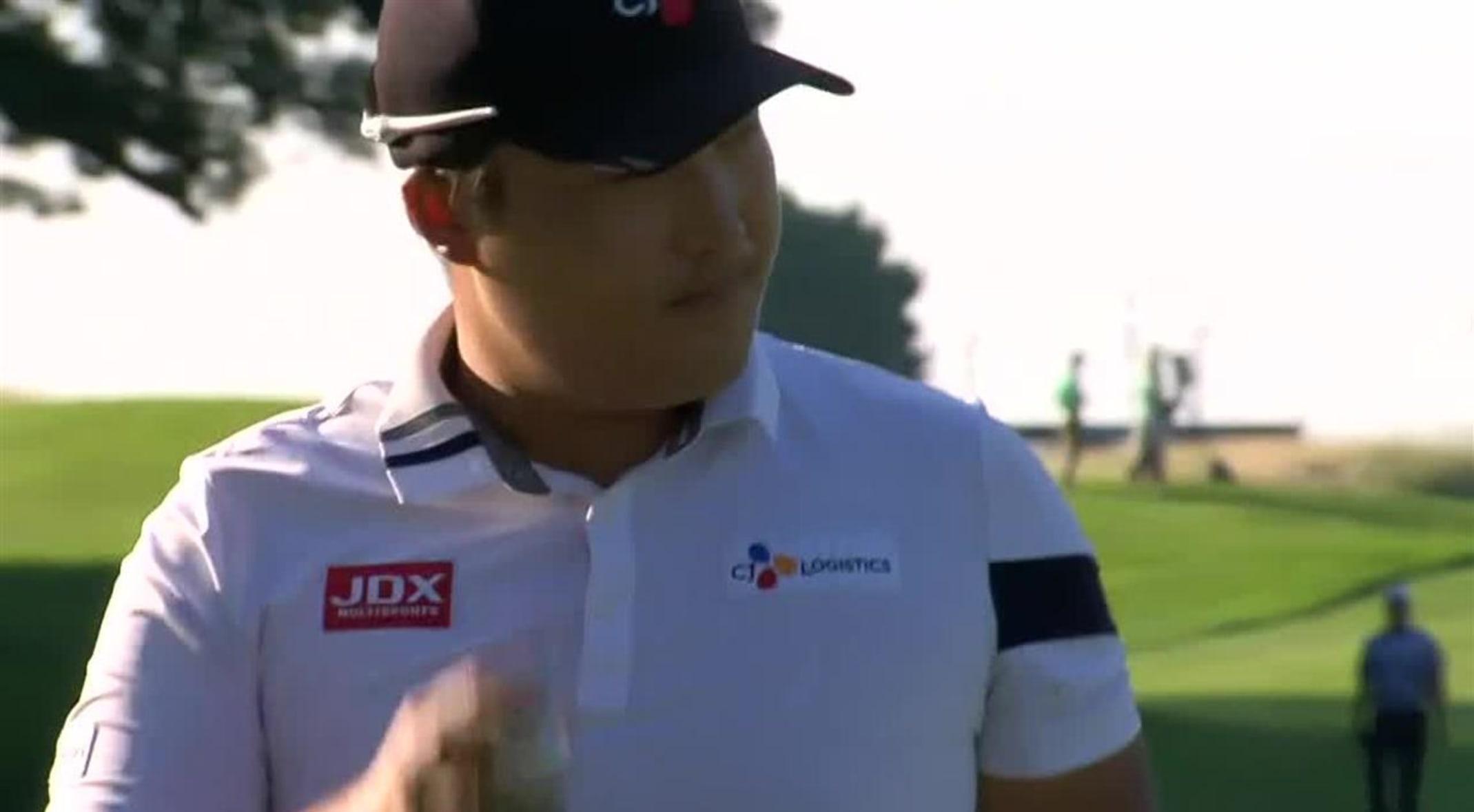 Kyoung-Hoon Lee Round 1 Recap at 2019 John Deere Classic - PGA Tour