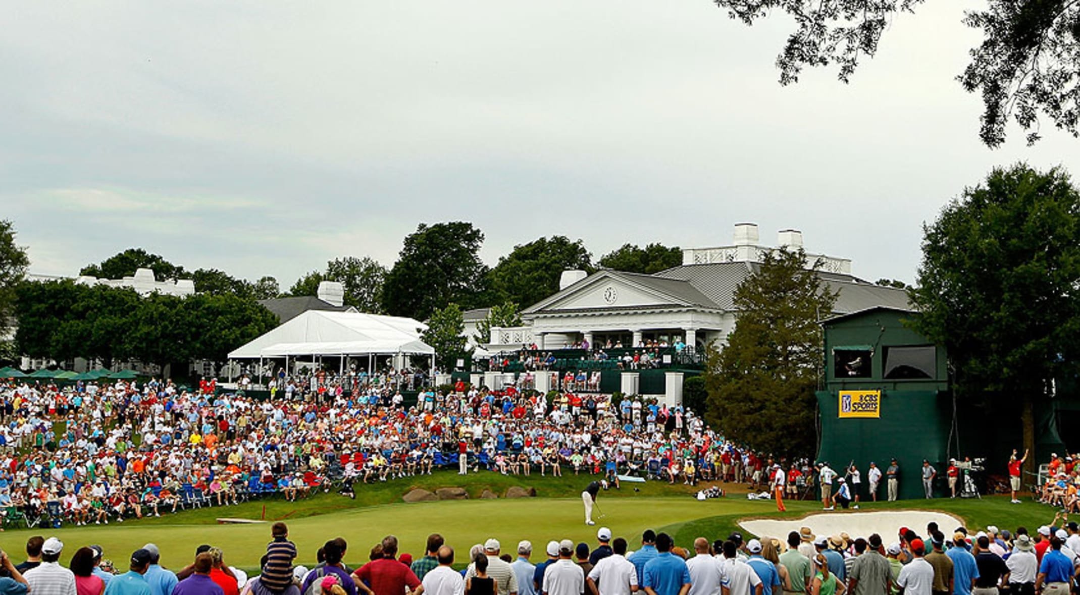 Wells Fargo extends sponsorship of Wells Fargo Championship