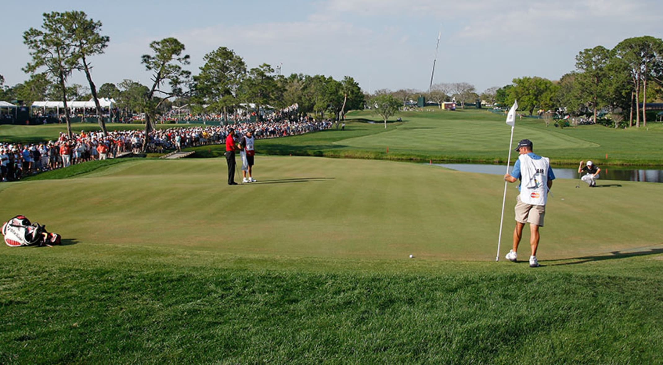 Some changes to No. 16 have added more birdies, but the hole still creates