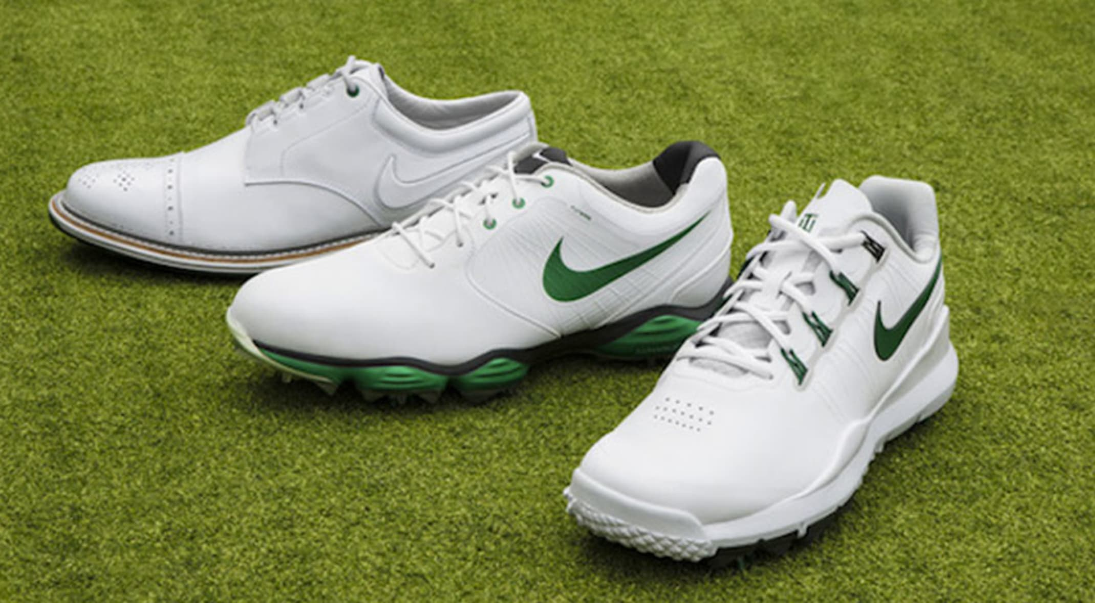 7528ad46f447 Nike Golf will introduce three limited edition footwear styles