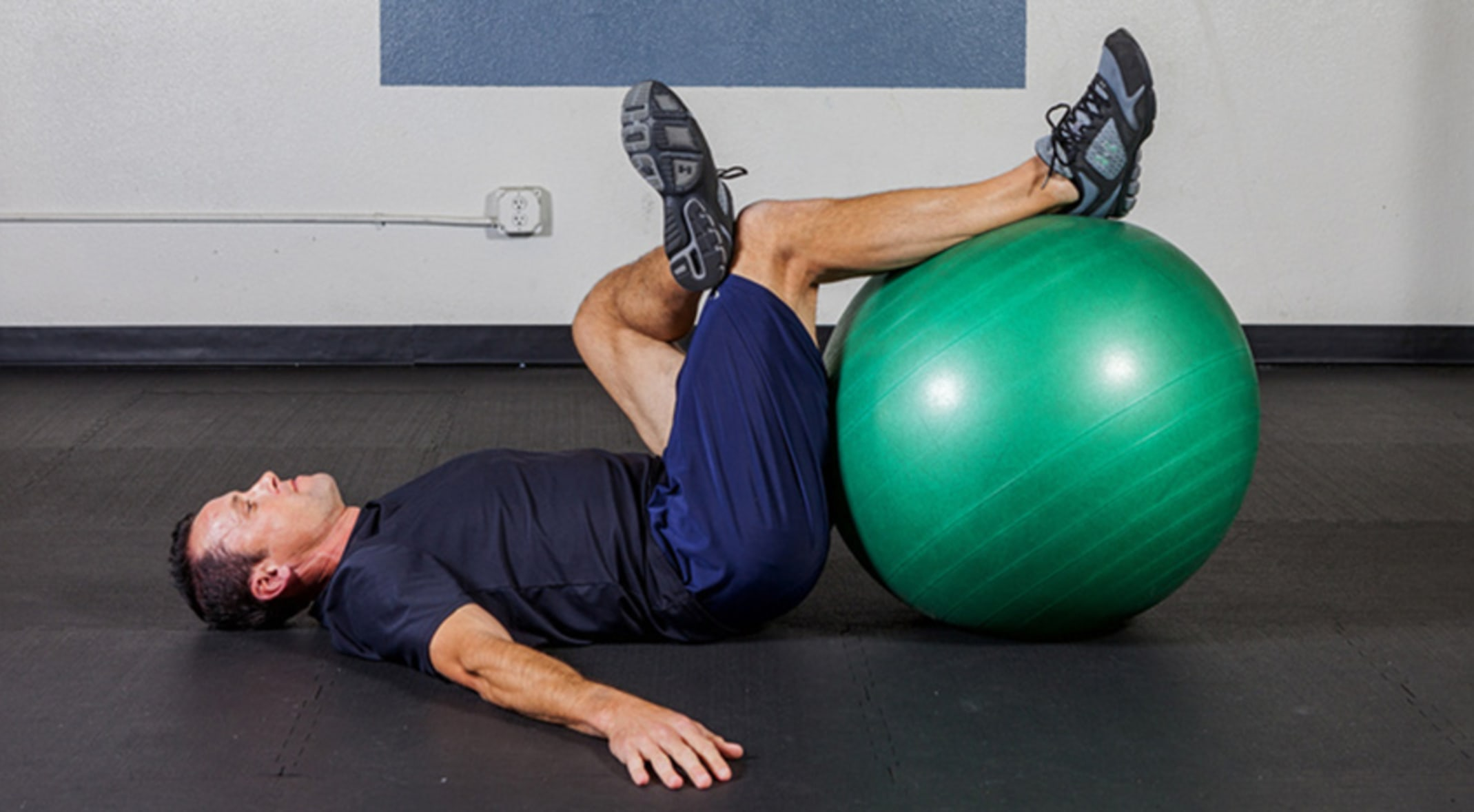 Rotary mobility of the hips