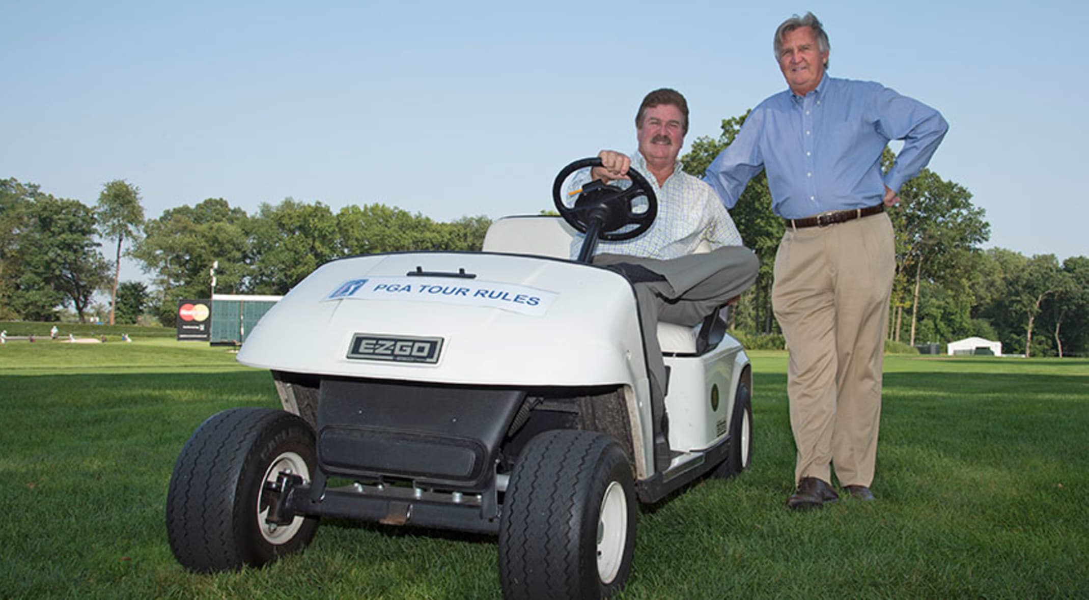 Part I: Rules officials discuss pace of play Used Golf Cart Chis Html on