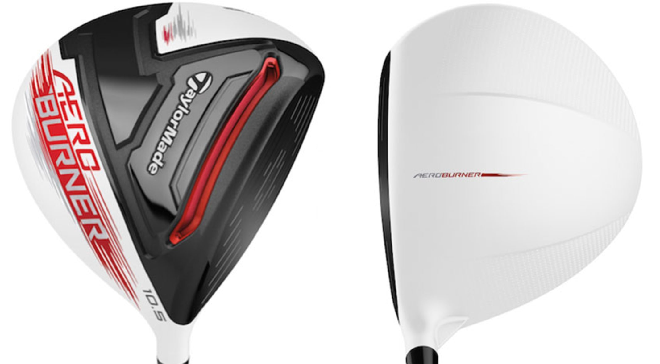 bdf76a67402 The TaylorMade AeroBurner driver has the largest speed pocket the company  has ever produced. (