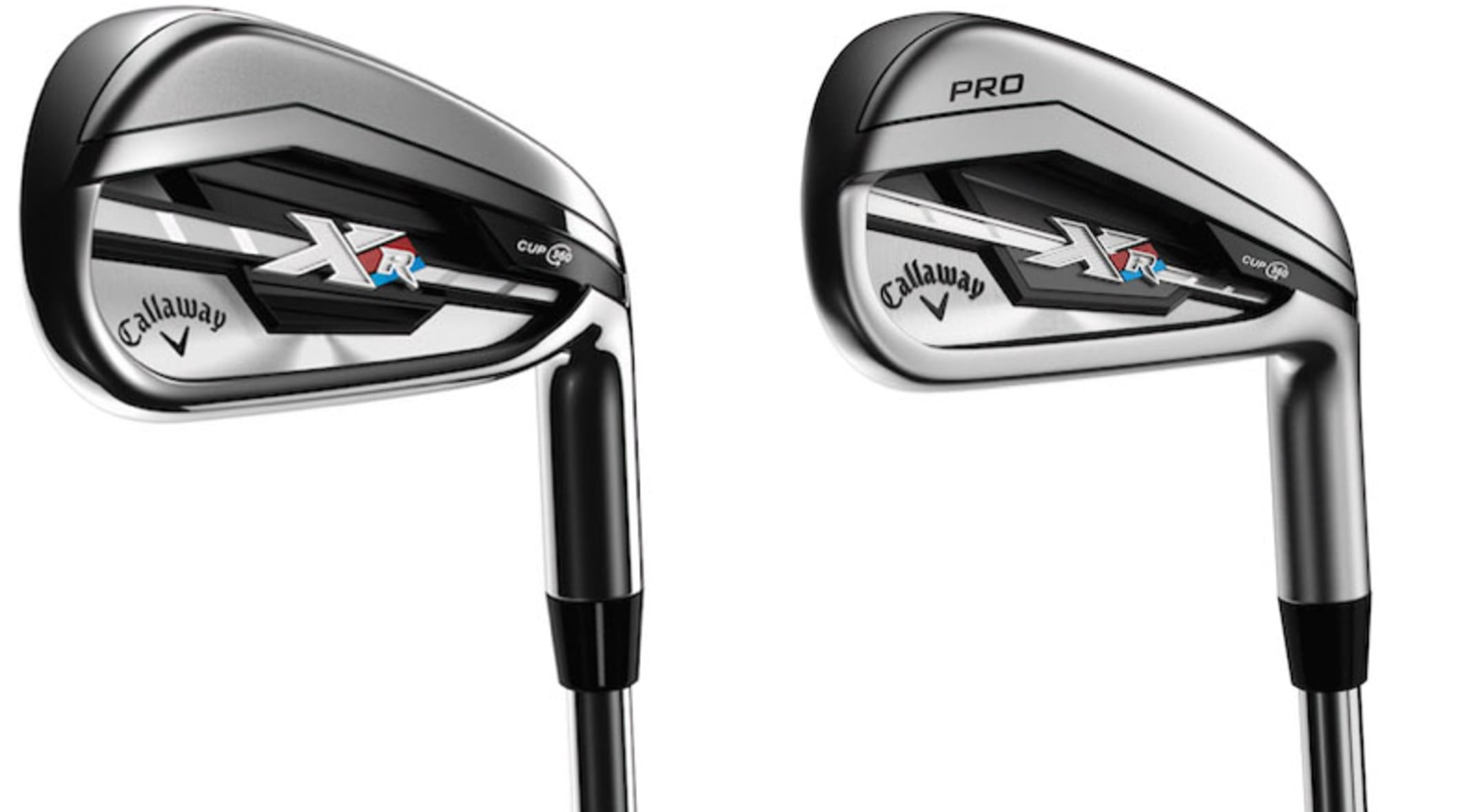 Designing the Callaway XR and XR Pro irons