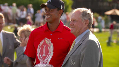 Jack Nicklaus II recalls father's iconic '86 Masters win
