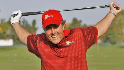 9ef0f0a4e90 Mickelson has big goals for new course in Canada