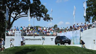 BMW continuing title sponsorship of BMW Championship