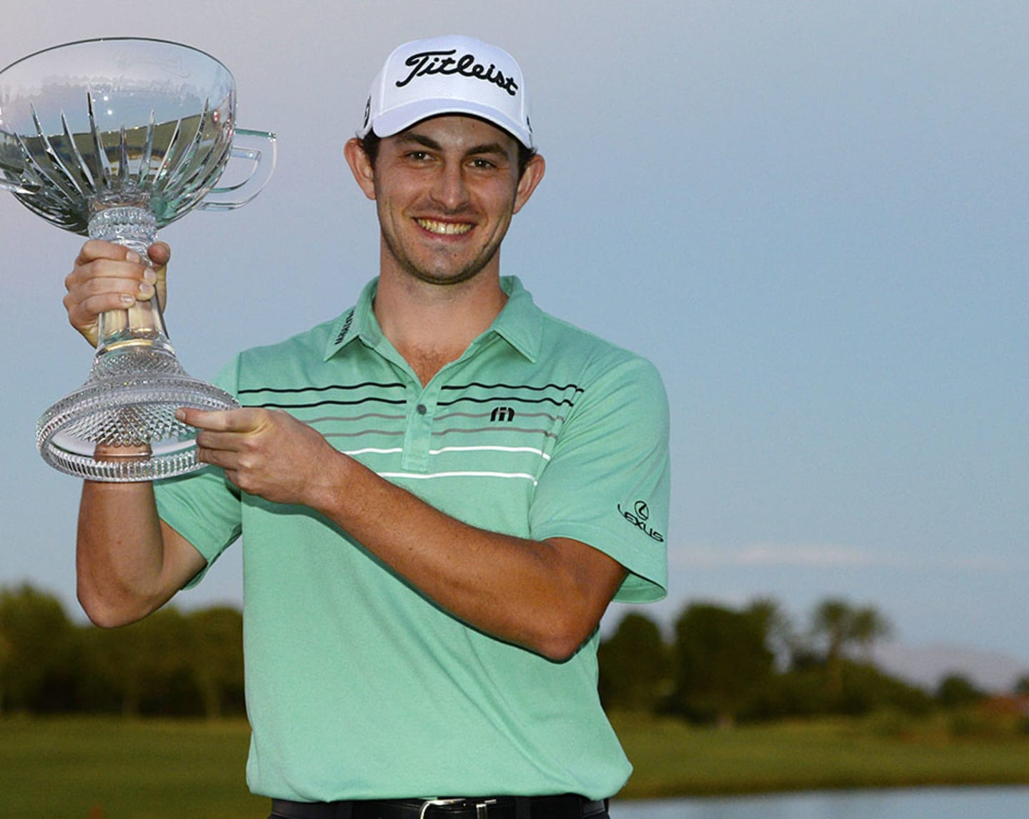 Patrick Cantlay Grabs First Tour Win In Vegas