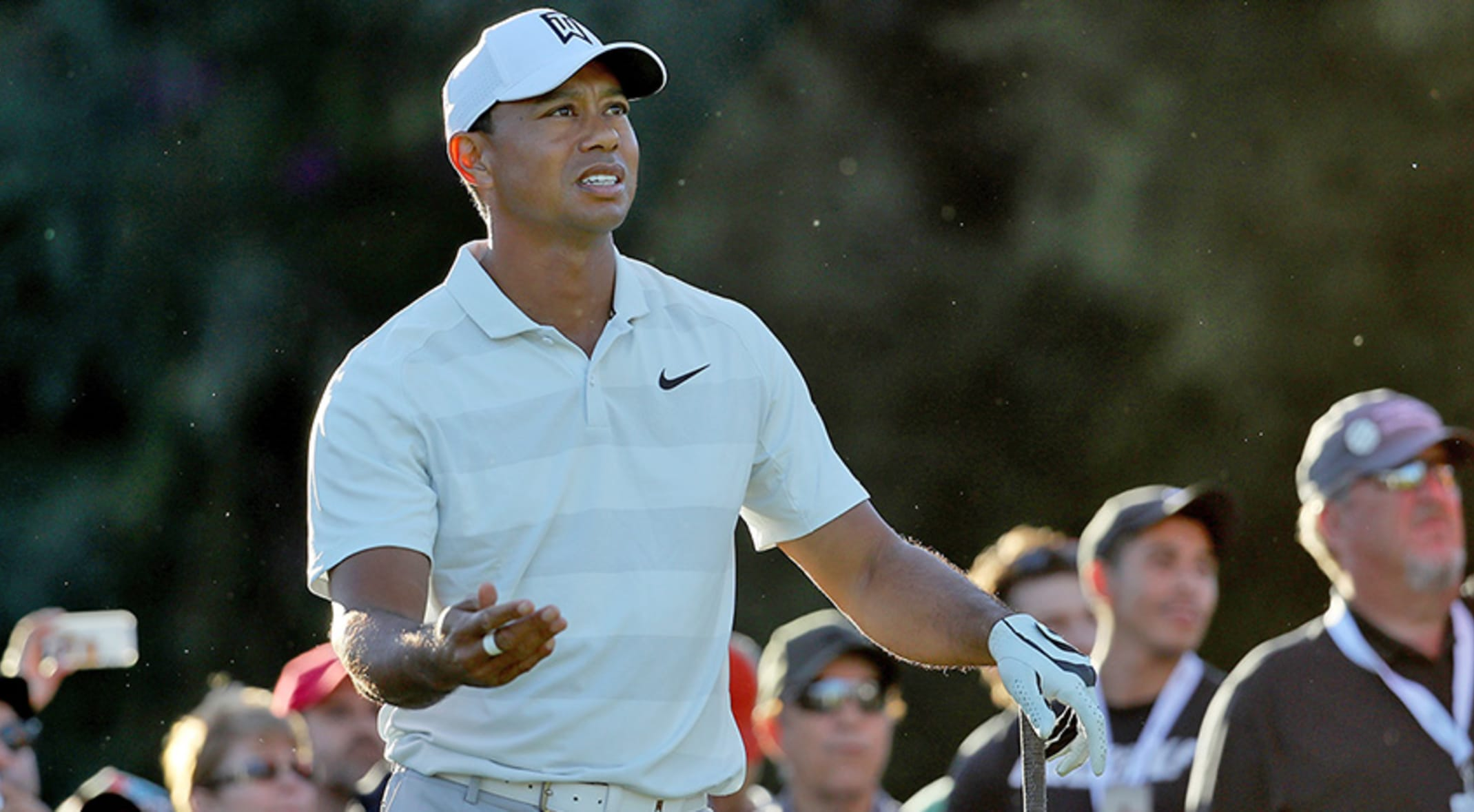 afbb21a4e Tiger Woods looking ahead after likely missing the cut at Genesis Open
