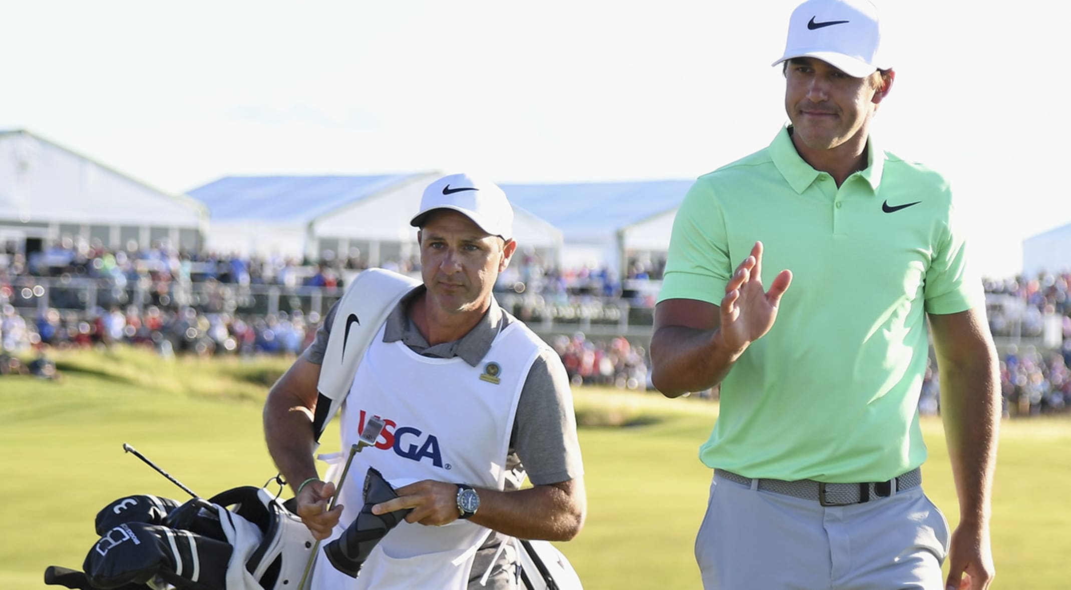 Brooks Koepka tied the U.S. Open scoring record in relation to par with a  16- 4a4c2c824