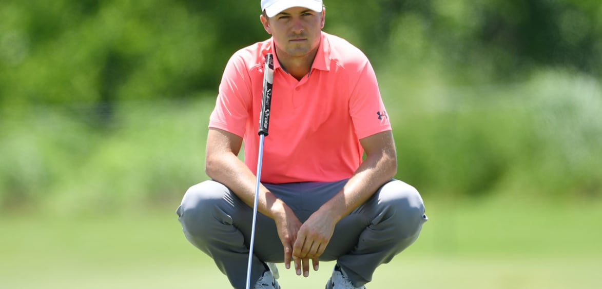 more photos 28003 03bb6 JT withdraws from PGA Championship Spieth  flying under the radar  in  latest career Grand ...