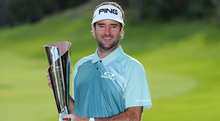 Bubba Watson seeks his fourth victory in a six-year span at the Genesis Open. (Warren Little/Getty Images)