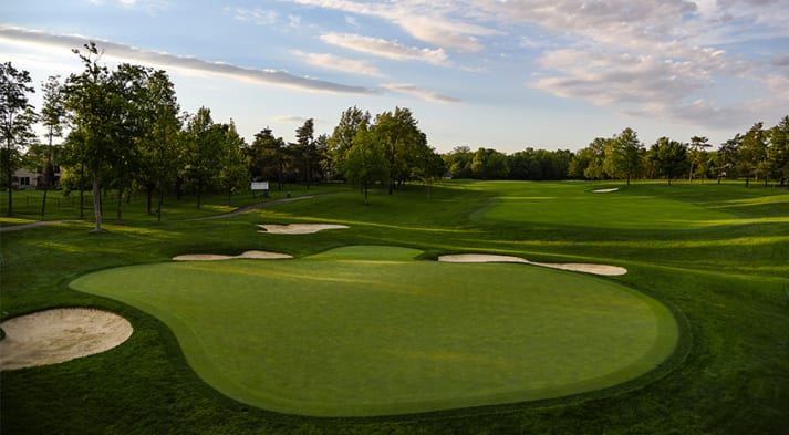 The Workday Charity Open will be held at Muirfield Golf Club. (Keyur Khamar/PGA TOUR)
