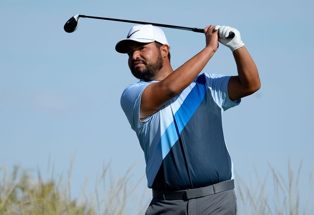 Spaun in control on Friday at Shriners Open