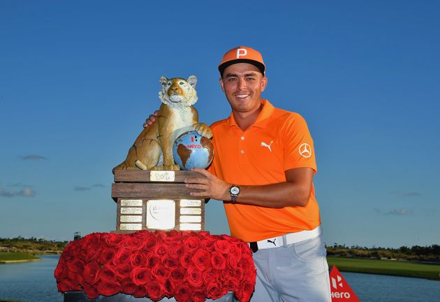 Fowler surges to victory at Hero