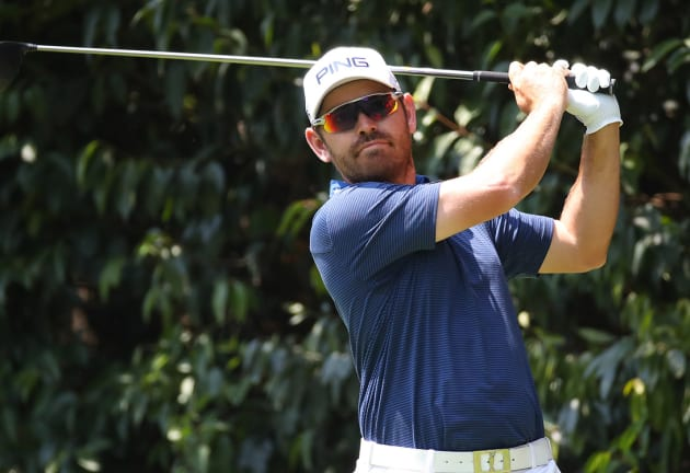 Oosthuizen leads WGC-Mexico