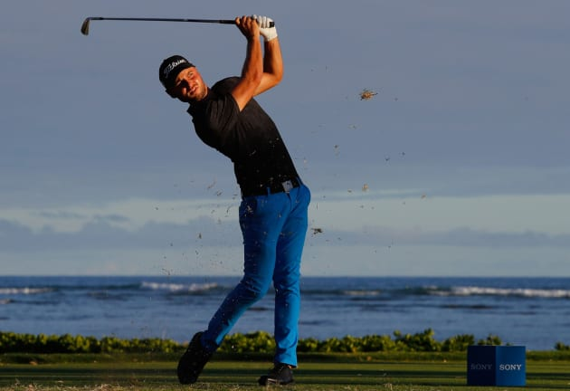 Svensson leads after Round 1 at Sony Open in Hawaii