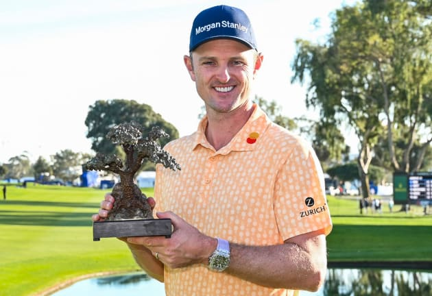 Rose wins Farmers Insurance Open for 10th TOUR title