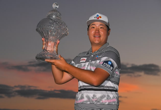Im earns first PGA TOUR win at The Honda Classic