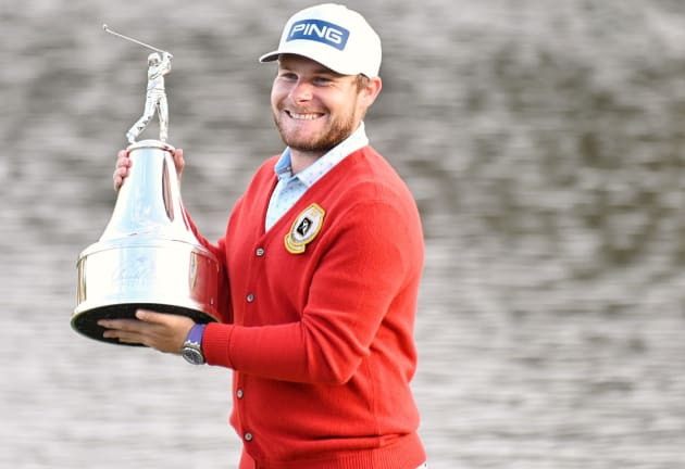 Hatton earns first PGA TOUR win at Arnold Palmer Invitational