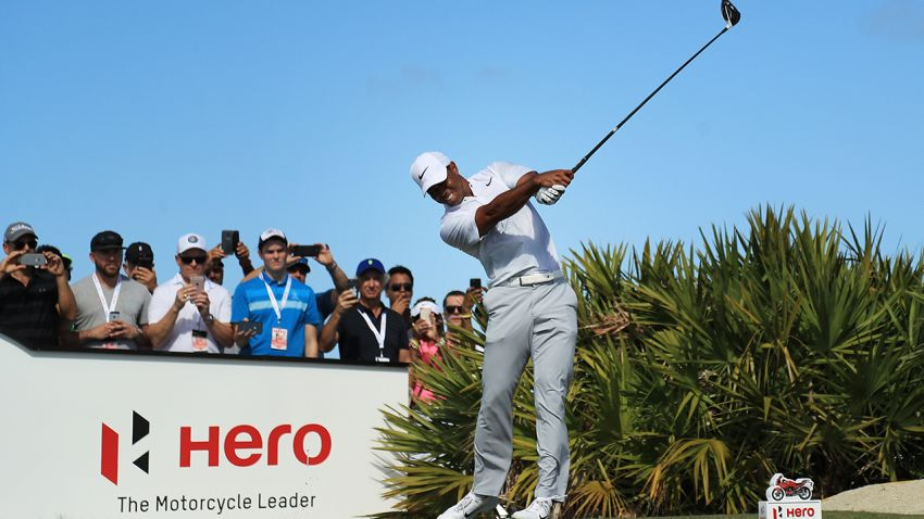 Tiger Woods started off the countdown as our No. 30 Player to Watch. (Ryan Young/PGA TOUR)