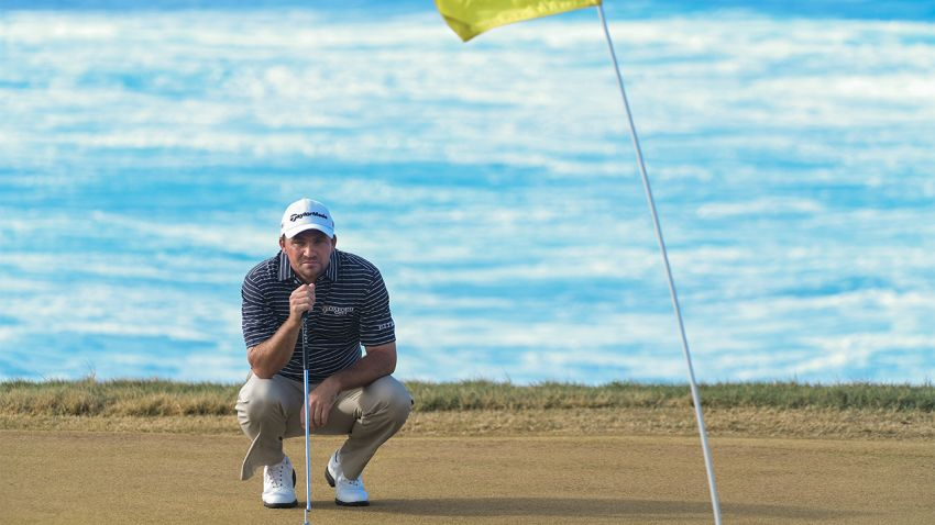 Nicholas Thompson looks to build on his runner-up finish at last year's Great Exuma Classic. (Ryan Young/PGA TOUR)