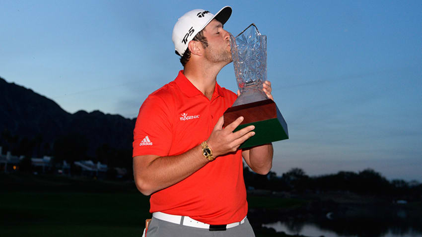 Defending champion Jon Rahm