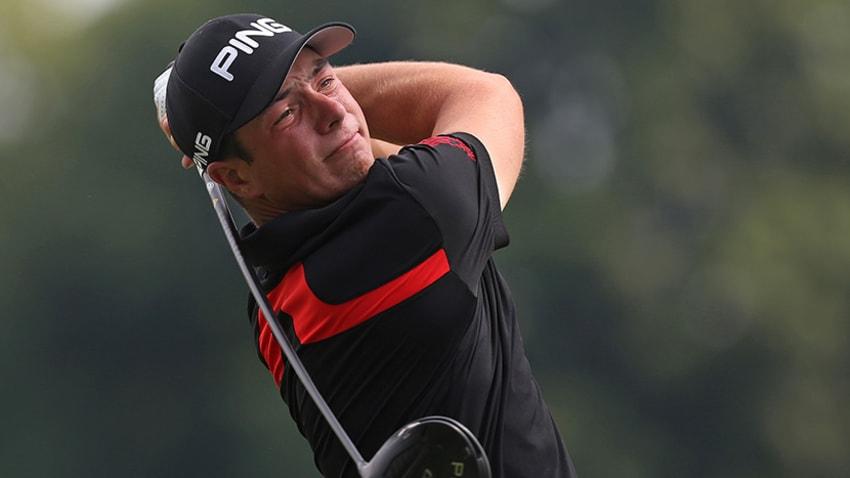 PGA Tour wannabee Viktor Hovland