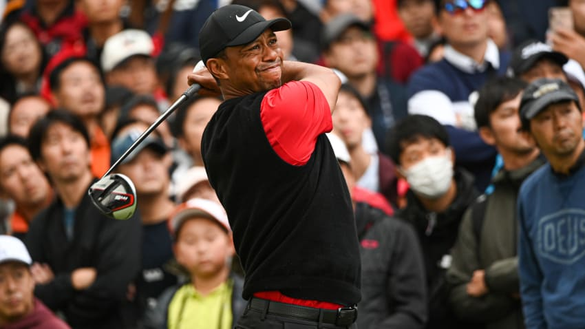 Woods proves his Presidents Cup worth