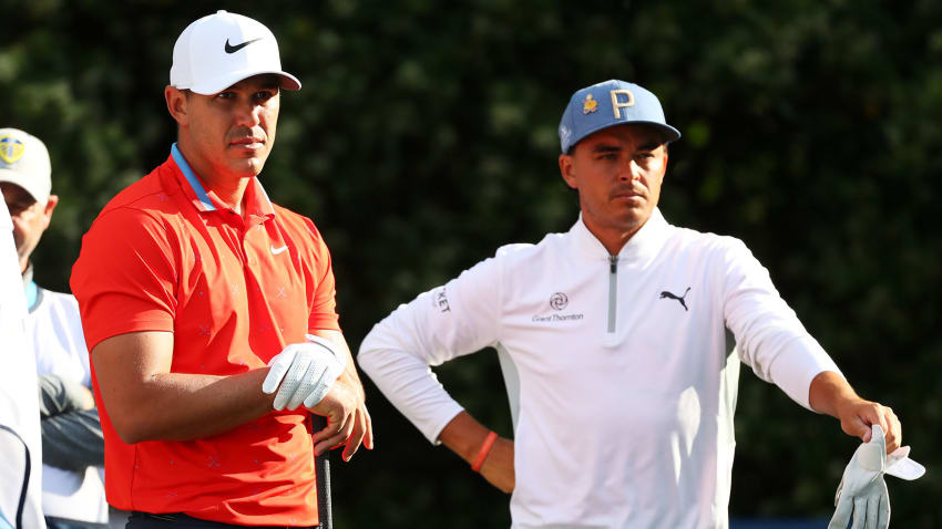 Brooks and Rickie