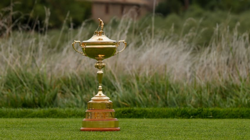 The 2021 Ryder Cup gets underway Friday, September 24th. (Luke Walker/Getty Images)