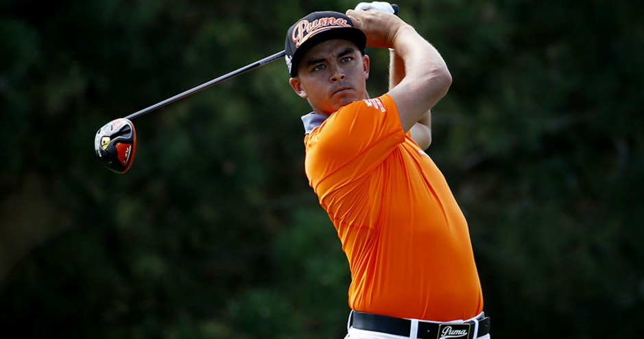 Rickie Fowler Is Playing In His Second Hyundai Tournament Of Champions. He  Finished T6 In