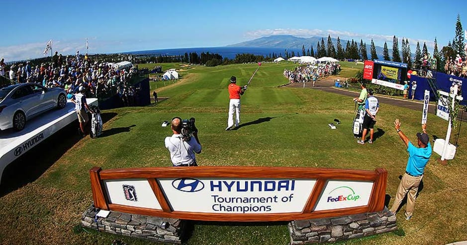 Marvelous The PGA TOUR Returns To Hawaii This Week To Kick Off The 2016 Portion Of The