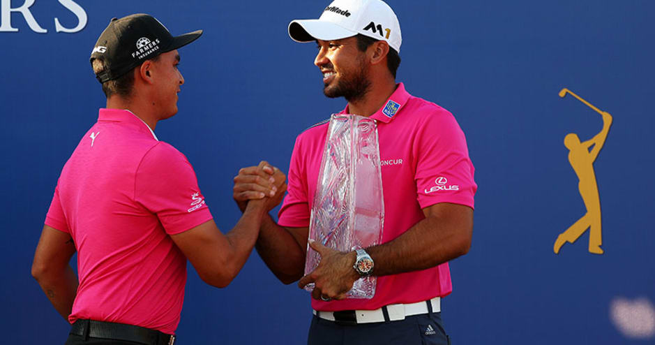 64aced12df6 Past champions Rickie Fowler and Jason Day help to make up a strong field  at the