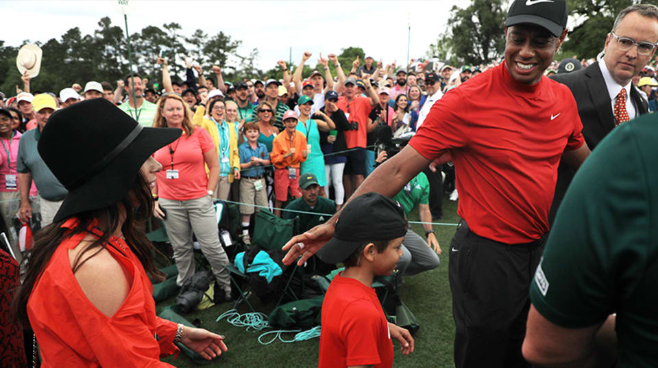 919a9090d74 p Tiger Woods announced Wednesday that he will return to